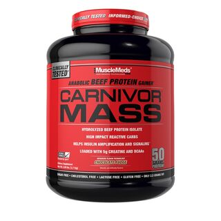 MuscleMeds Carnivor Mass 2590 g Chocolate Peanut Butter