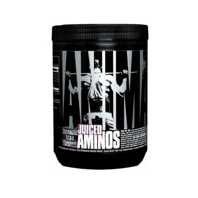 Universal Nutrition Animal Juiced Aminos 368 g Strawberry...