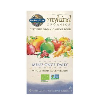Garden of Life mykind Organics Mens Once Daily - 30...