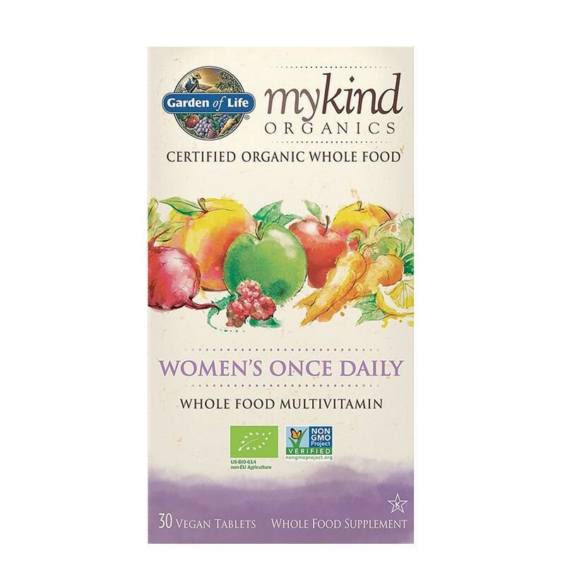 Garden of life women 39 s once daily - Garden of life once daily women s probiotic ...