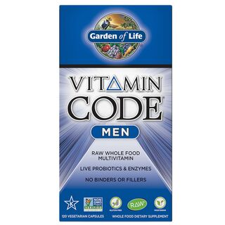 Garden of Life Vitamin Code Men - 120 Kapseln