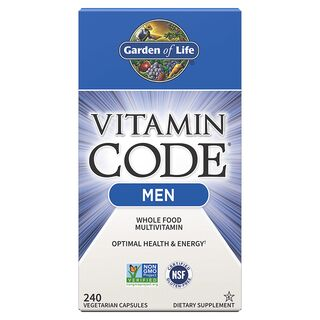 Garden of Life Vitamin Code Men - 240 Kapseln