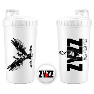 Zyzz Shaker Master of Aesthetics Limited Edition