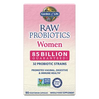 Garden of Life RAW Probiotics Women 85 Billion CFU - 90...