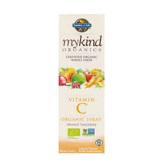 Garden of Life mykind Organics Vitamin C Spray - 58 ml Orange-Tangerine