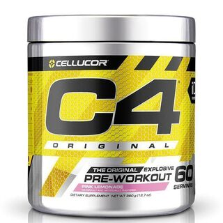 Cellucor C4 Pre Workout 390 g - 60 Servings Cherry Limeade