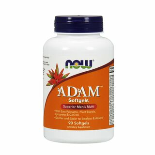 NOW Foods ADAM Mens Multiple Vitamin 180 Softgel Kapseln