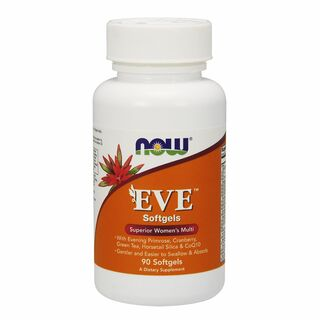 NOW Foods EVE Womens Multiple Vitamin 180 Softgel Kapseln