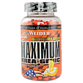 Weider Creatine Maximum KREA-GENIC 240 Capsules