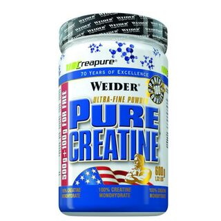Weider Pure Creatine Powder 600g