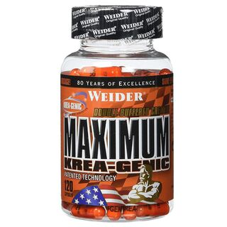 Weider Creatine Maximum KREA-GENIC 120 Kapseln