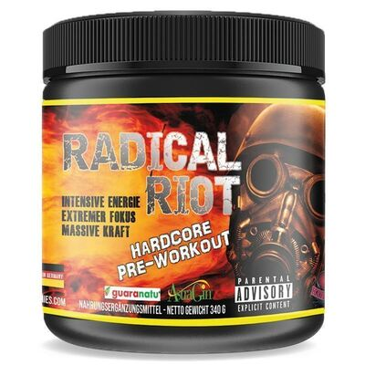 Undisputed Laboratories Radical Riot V3 Hardcore Version...