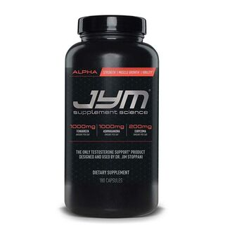 Jym Supplement Science ALPHA JYM 180 Capsules