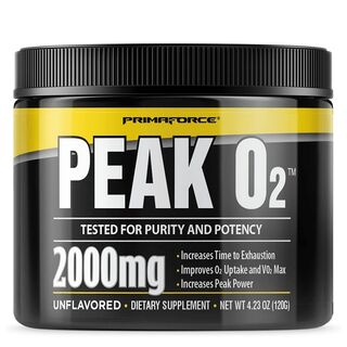 Primaforce Peak O2, 2000mg - 120g