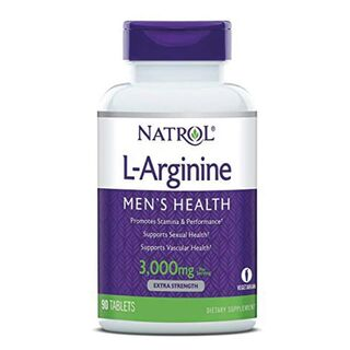 NATROL L-Arginine 3000mg 90 Tabletten
