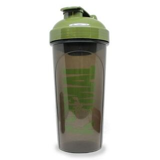 Universal Nutrition Military Green Whey Iconic Black Shaker 700ml