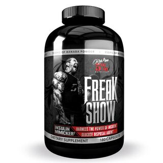 Rich Piana Freak Show by 5% Nutrition 180 Capsules