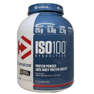 Dymatize ISO-100 - 2,27 kg Whey Isolate Protein Cookies & Cream