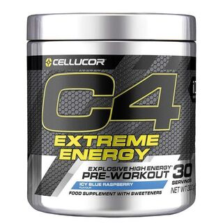 Cellucor C4 Extreme Energy 300g Icy Blue Raspberry