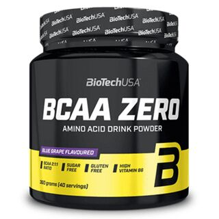 BioTech USA BCAA Zero 360g Lemon Ice Tea