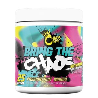 Chaos Crew Bring the Chaos 372g Sour Gummy