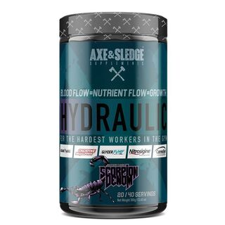 Axe & Sledge Supplements Hydraulic 380g Scorpion Venom