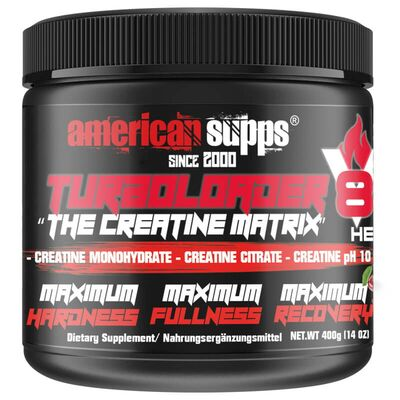 American Supps Turboloader Creatine Matrix