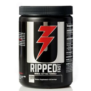Universal Nutrition Ripped Fast 120 Capsule