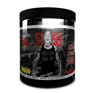 Rich Piana 5150 Pre Workout Booster by 5% Nutrition Wild Berry US