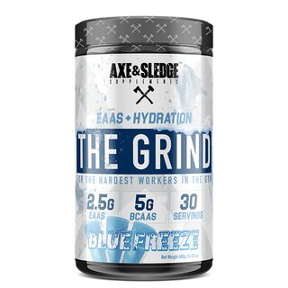 Axe & Sledge Supplements The Grind 480g Blue Freeze