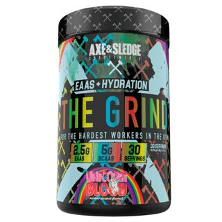 Axe & Sledge Supplements The Grind 480g Unicorn Blood