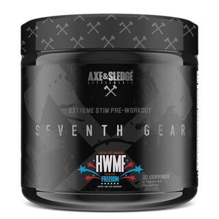 Axe & Sledge Supplements Seventh Gear 294g HWMF (Hard Working Mother F*)