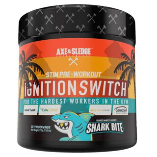 Axe & Sledge Supplements Ignition Switch 200g Shark Bite