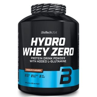 BioTech USA Hydro Whey Zero 1816 g Chocolate