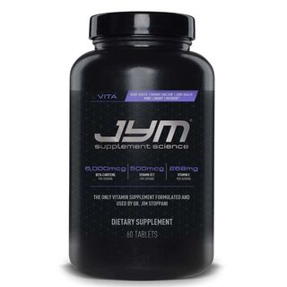 Jym Supplement Science Vita JYM Multivitamin 60 Tabletten