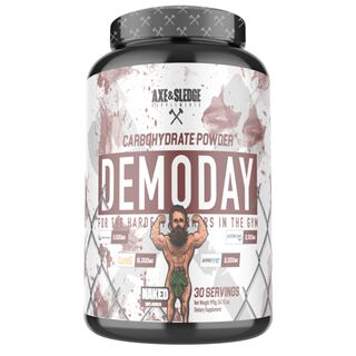 Axe & Sledge Supplements Demo Day 930g Naked