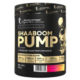 Kevin Levrone Shaaboom Pump 385g Fruit Punch