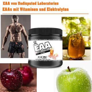 Undisputed Laboratories EAA 350g Peach Ice-Tea