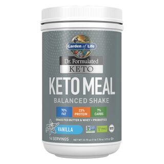 Garden of Life Keto Meal - 672 g Chocolate