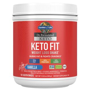 Garden of Life Keto Fit - 365 g Vanilla