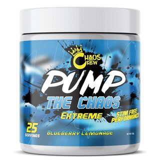 Chaos Crew Pump The Chaos Extreme 325g Juicy Fruit