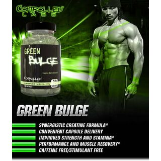 Controlled Labs Green Bulge 150 Tabletten
