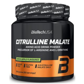 BioTech USA Citrulline Malate 300g Unflavoured