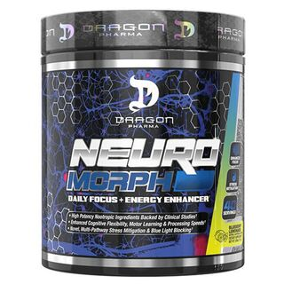 Dragon Pharma Neuromorph 112g Blueberry Lemonade