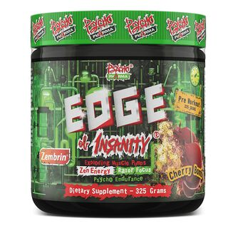 Psycho Pharma Edge of Insanity Pre-Workout 325 g
