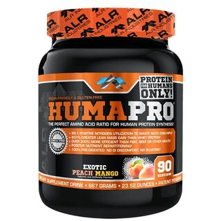 ALR Industries Humapro Pulver 667 g Exotic Peach Mango