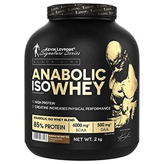 Kevin Levrone Anabolic Iso Whey 2 kg Strawberry