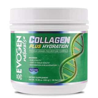 Evogen Naturals Collagen Plus Hydration 351g