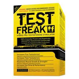 Pharmafreak Test Freak 120 Kapseln