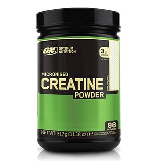 Optimum Nutrition Creatin Pulver